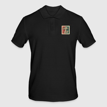 Mushroom Picker Mushrooms mushrooms collect forest cooking nature gift - Men's Polo Shirt