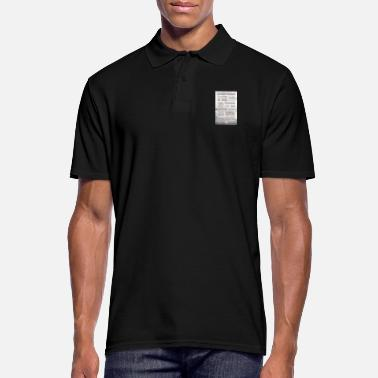 Movement Movement Manifesto - Men's Polo Shirt