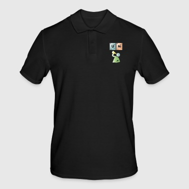 uni perio - Men's Polo Shirt