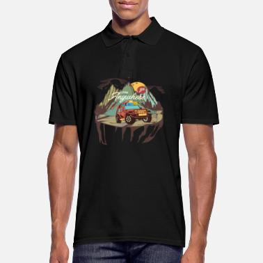 Offroad Vehicles Off-road vehicle - Men's Polo Shirt