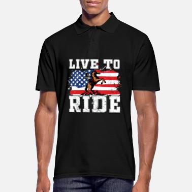 Western Riding Western riding - Men's Polo Shirt