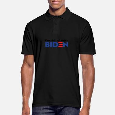 Anti Biden, Biden 2020, presidente de Biden, Anti Trump - Camiseta polo hombre