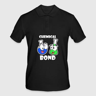 Chemical Chemical Bond - Chemistry - Physics - Chemical - Men's Polo Shirt