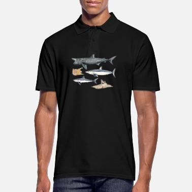 Requin Requins - Requins - Requins - Polo Homme