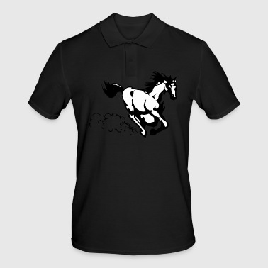 Galop Cheval au galop - Polo Homme