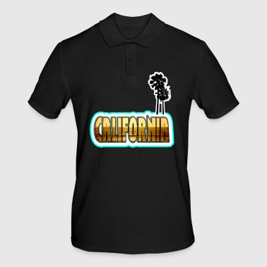 California - Polo da uomo