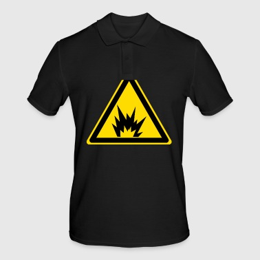 explosive - Men's Polo Shirt