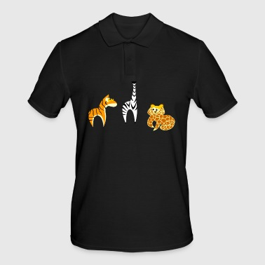 animals - Men's Polo Shirt