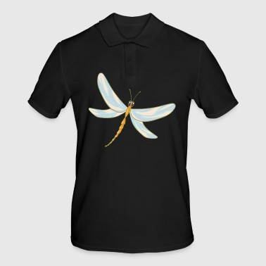 Dragonfly dragonfly dragonfly - Men's Polo Shirt