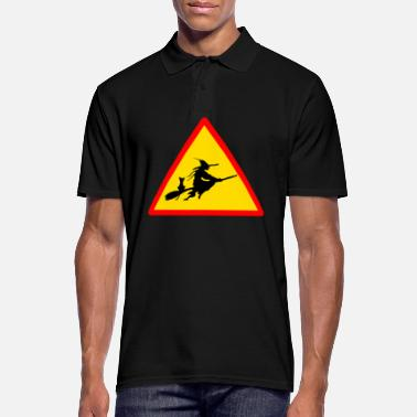 Witch witches witch witches witch halloween - Men's Polo Shirt