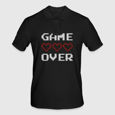 Game Over Game Over - Männer Poloshirt