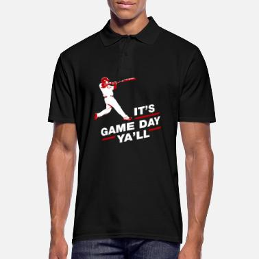 Baseball Baseball baseball player Baseballer gift - Men's Polo Shirt
