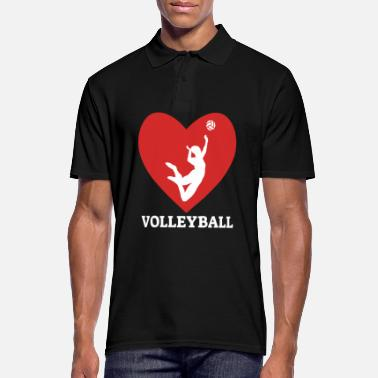 Volley Volley-ball de beach volley - Polo Homme