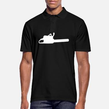 Chainsaw Chainsaw - Men's Polo Shirt