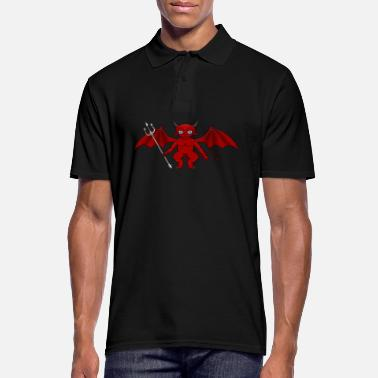 Devil Male Devil / Devil - Men's Polo Shirt
