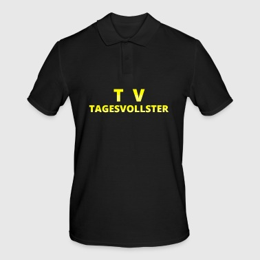 Tv TV - Men's Polo Shirt