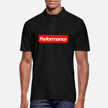 Performance performance - Men's Polo Shirt