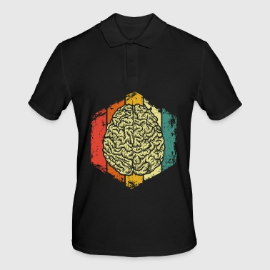 Brain psychology - Men's Polo Shirt