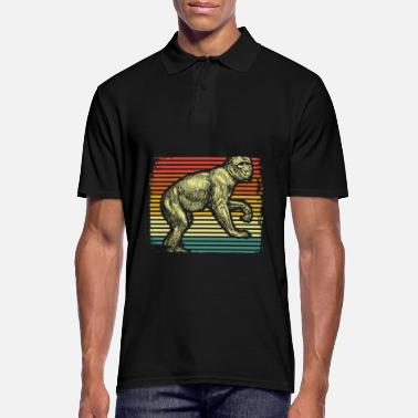 Primate Monkey primate - Men's Polo Shirt