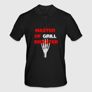 Grillmaster - Men's Polo Shirt