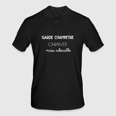 Garde Champêtre Garde champetre - Polo Homme