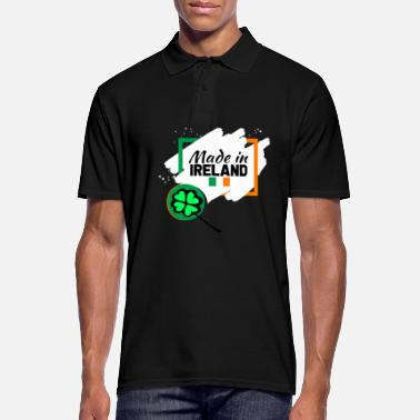 Ireland Shamrock Ireland shamrock - Men's Polo Shirt