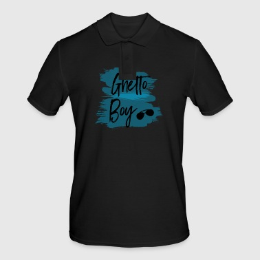 Ghetto boy - Men's Polo Shirt