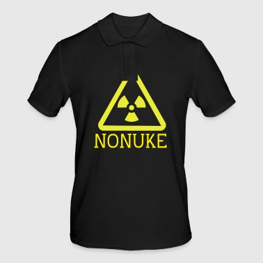 Nuclear No nuclear weapons - Men's Polo Shirt