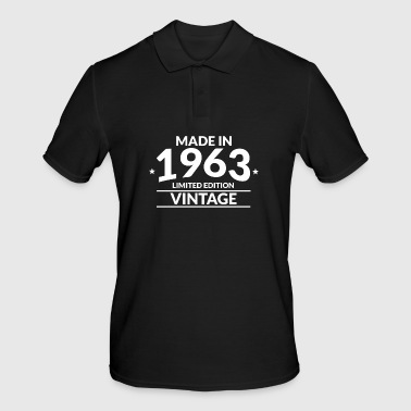 Best Made in 1963 - Men's Polo Shirt
