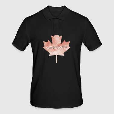 Maple Leaf Winnipeg - Polo Homme