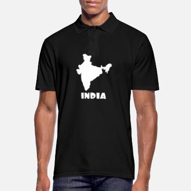 Indie India - Polo hombre