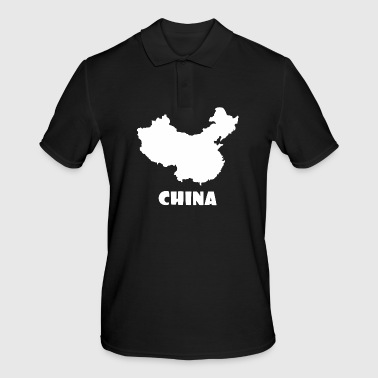 China - Mannen poloshirt