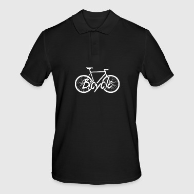 Bicycle Bicycle Cycling Bicycle Tour Bicycle - Men's Polo Shirt