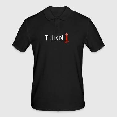 Turn up - Men's Polo Shirt