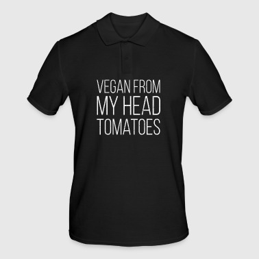 Vegan vegan vegan - Men's Polo Shirt