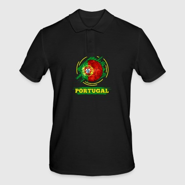 Country Portugal - Männer Poloshirt
