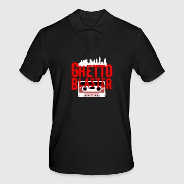 Ghetto Blaster - Men's Polo Shirt