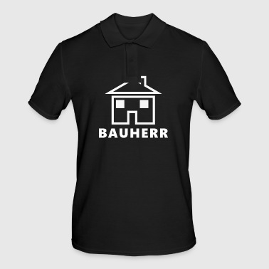 builder - Men's Polo Shirt