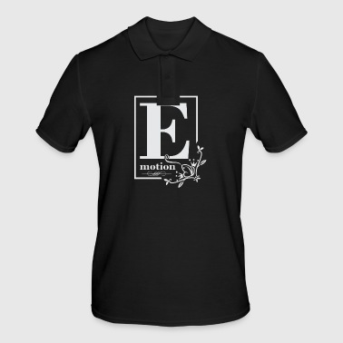 emotion - Men's Polo Shirt