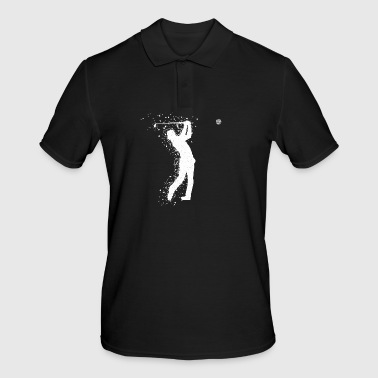 Golf Golfer Golf Course Golfer - Poloskjorte for menn