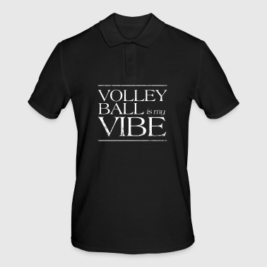 Volleyball volleyball beach volleyball gift - Men's Polo Shirt