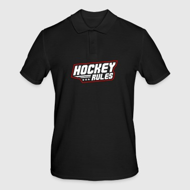 Ice hockey Ice hockey gift Hockey ice hockey team - Men's Polo Shirt
