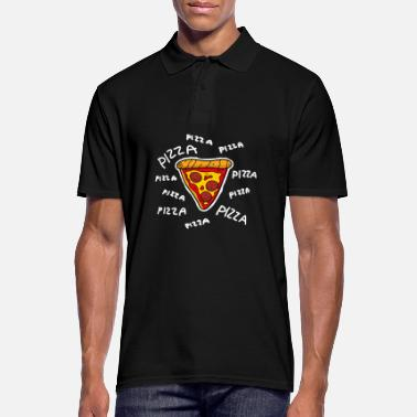 Pizza Pizza Pizza Pizza - Polo Homme