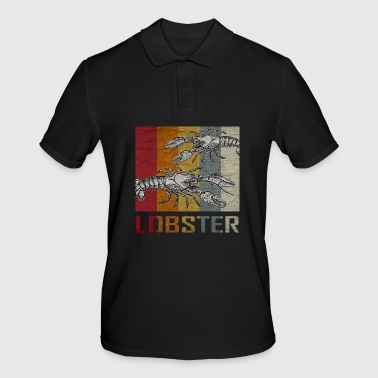Lobster crab crayfish sea sea gift - Men's Polo Shirt