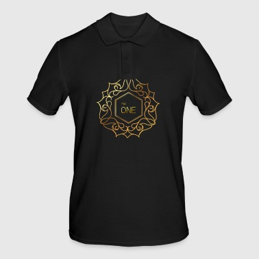 Glamour Glamour mandates perfume female gold oriental Märchen1 - Men's Polo Shirt