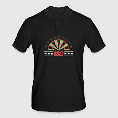 dartboard - Men's Polo Shirt