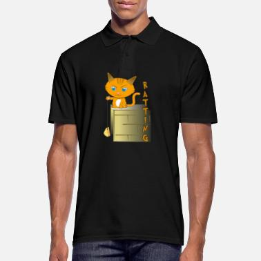 Rat ratting - Men's Polo Shirt