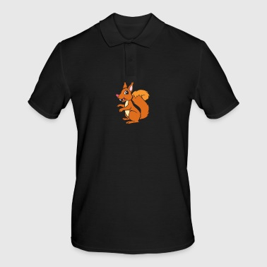 Squirrel - squirrel - Men's Polo Shirt