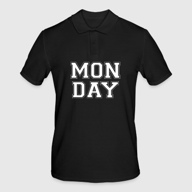 Monday monday - Men's Polo Shirt