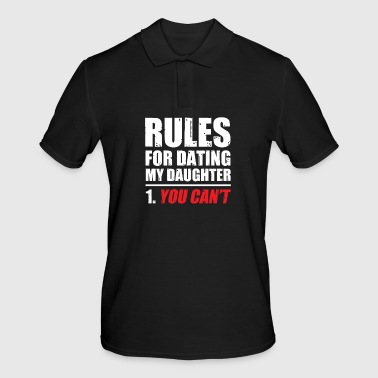 Father And Daughter father and daughter - Men's Polo Shirt